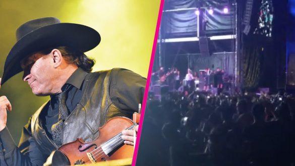 Caballo Dorado armó el payaso de rodeo más grande de México en Tecate Coordenada 2019