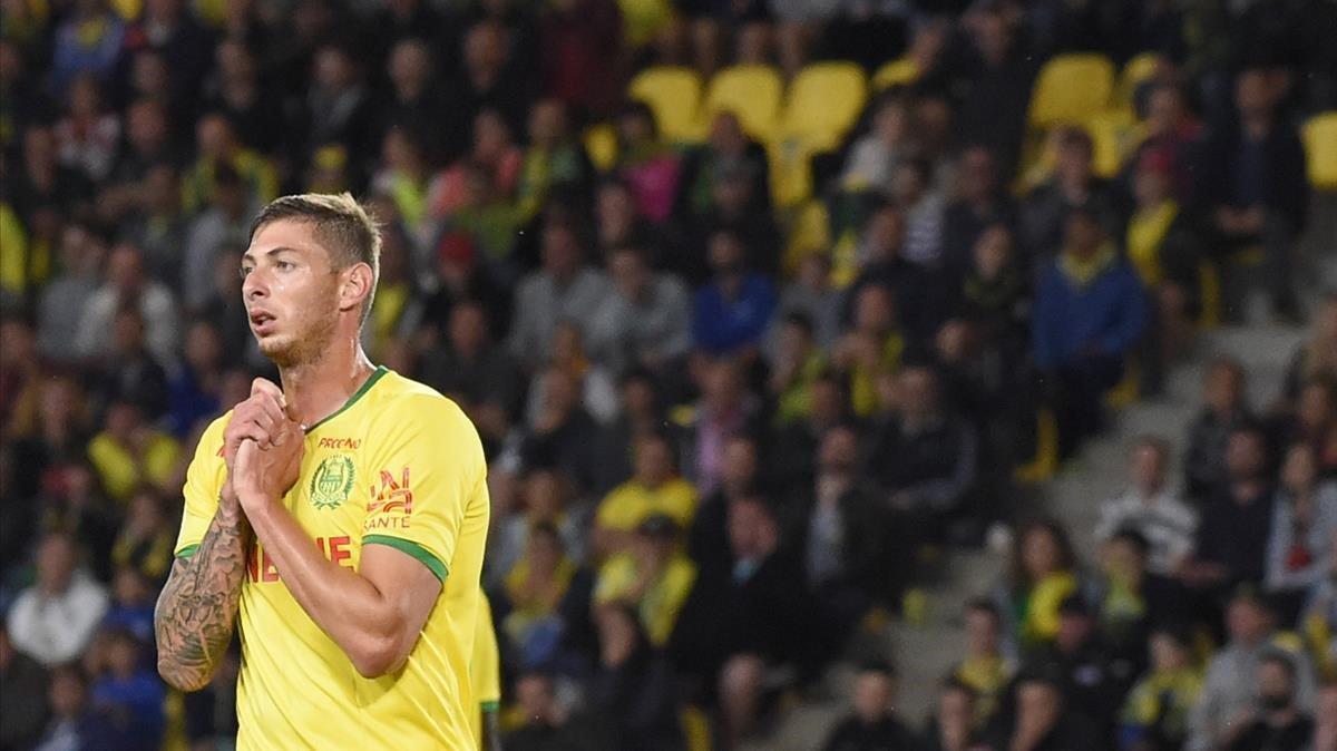 Cardiff se niega a pagarle al Nantes el fichaje de Emiliano Sala; apelarán ante el TAS