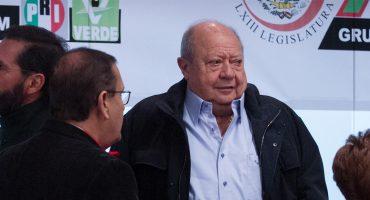 No andaba de parranda: Carlos Romero Deschamps dice que estaba hospitalizado en México