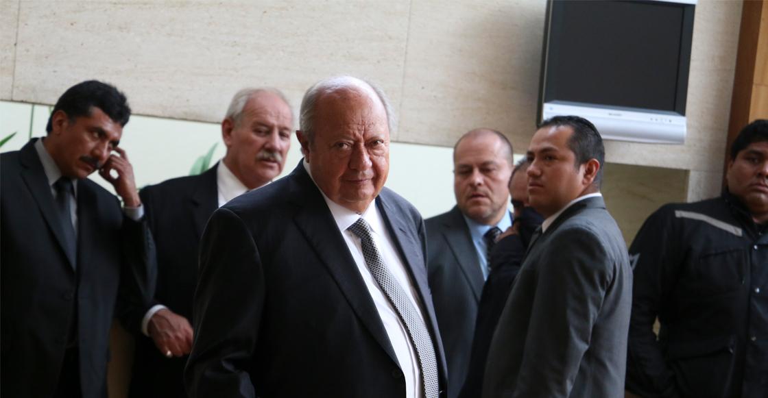 Reportan que Fiscalía de la República ha pedido ayuda a Interpol para encontrar a Carlos Romero Deschamps