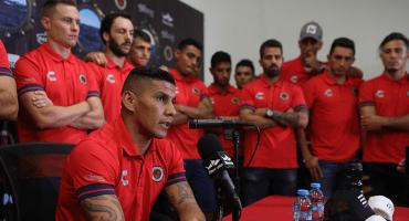 ¡Terminó la paciencia! Salcido y jugadores del Veracruz explotan contra Kuri y Tigres en conferencia