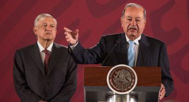 Carlos Slim tiene preparado invertir 100 mil mdp en proyectos de AMLO