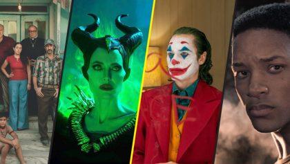 Estas son las películas que llegan a la cartelera de México en octubre