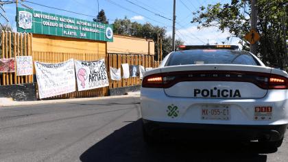 Alumna del CCH Sur no fue víctima de violación, fue consensuado: PGJ-CDMX