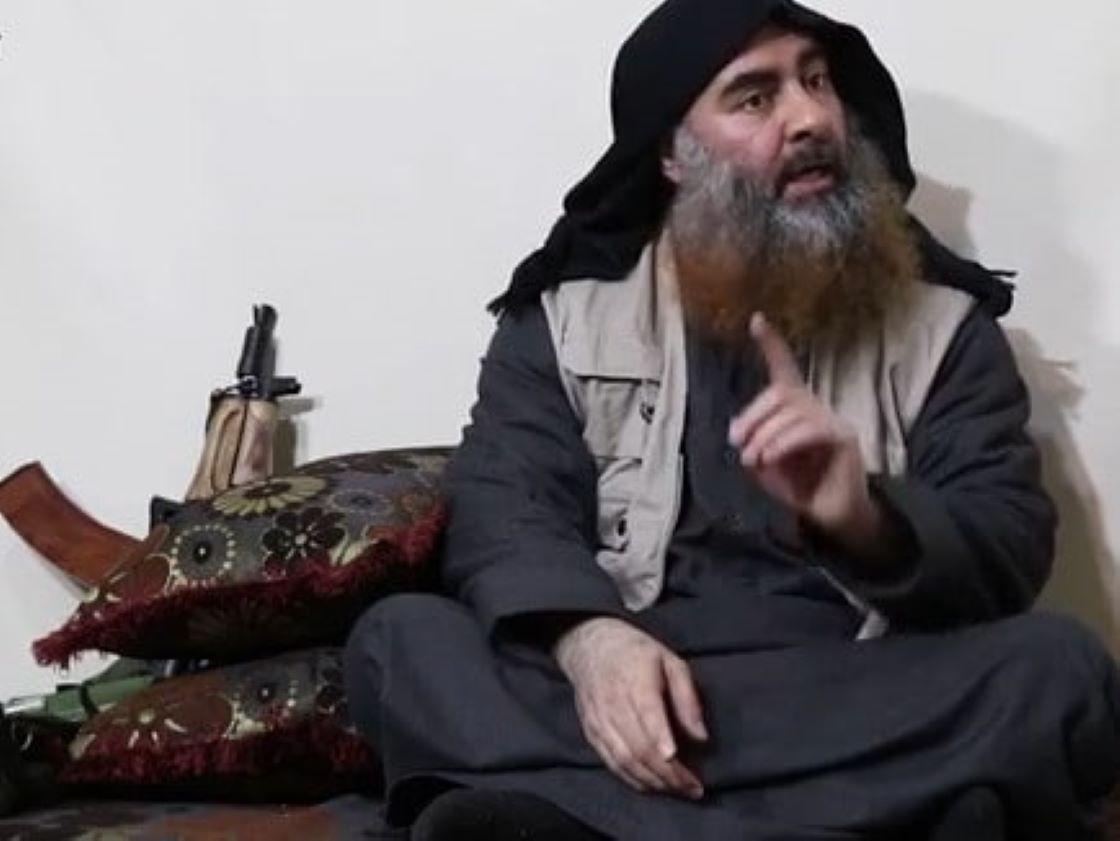 Ejército estadounidense da por muerto al líder del Estado Islámico, Abu Bakr al-Baghdadi