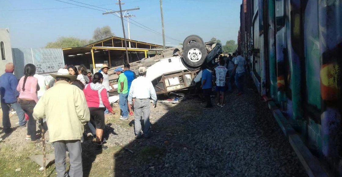 chofer-queretaro-paso-tren-muertos-accidente