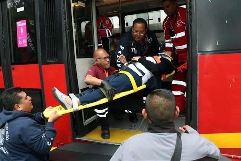 choque-taxi-metrobús-cdmx