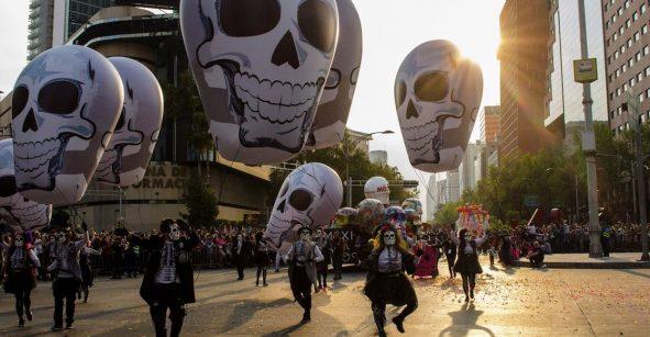 Estos son los cierres viales por F1 y los desfiles de Día de Muertos