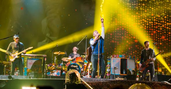 ¡Coldplay estrena dos rolas nuevas de su próximo disco 'Everyday Life'!