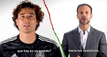 """El comercial de la Selección Mexicana que busca erradicar el """"Eeeh… pu**"""""""