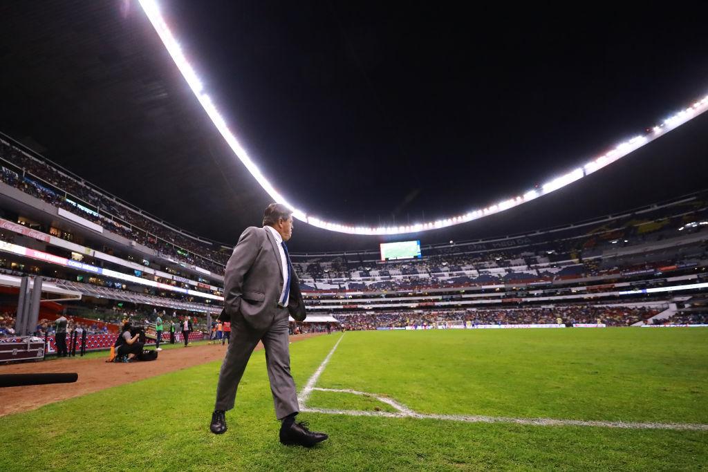¡Adiós torneo! 'Piojo' Herrera recibiría castigo ejemplar por llamar 'put*' al árbitro