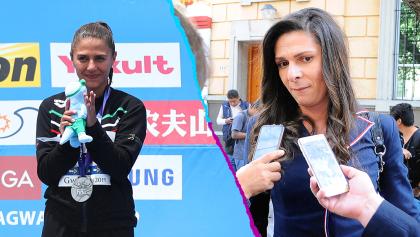Conade retira beca a Adriana Jiménez, ganadora del PND y dos veces medallista mundial