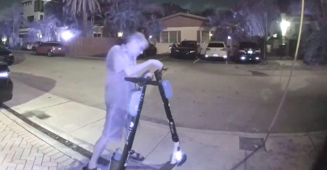 Arrestan a un hombre por cortarle los frenos a 140 scooters