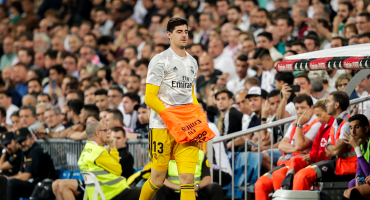 Buenas noticias para el Madrid: Courtois está casi descartado ante Granada
