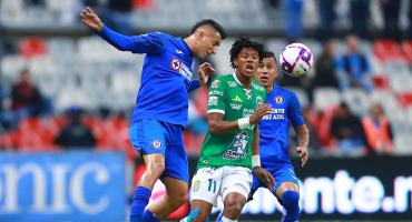 Cruz Azul se mantiene con esperanzas de Liguilla tras un sufrido triunfo ante León