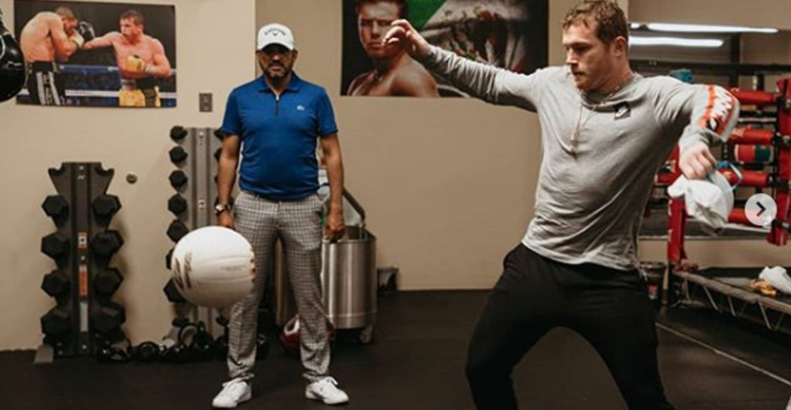 Canelo Álvarez menosprecia el reto de enfrentar a un peleador de UFC