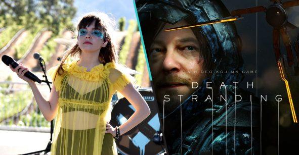 Chvrches libera una nueva canción para el soundtrack 'Death Stranding: Timefall'