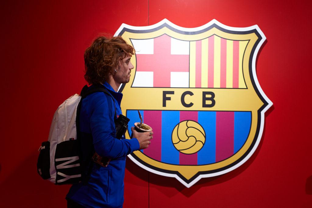 El 'recadito' de Griezmann para Suárez y Messi tras ganarle al Eibar