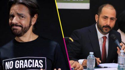 Diputado se súper indignó del anuncio de Eugenio Derbez contra la leche