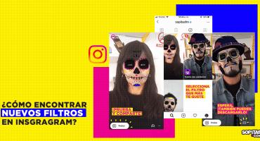 ¿Cómo encontrar nuevos filtros 'escondidos' en Instagram?
