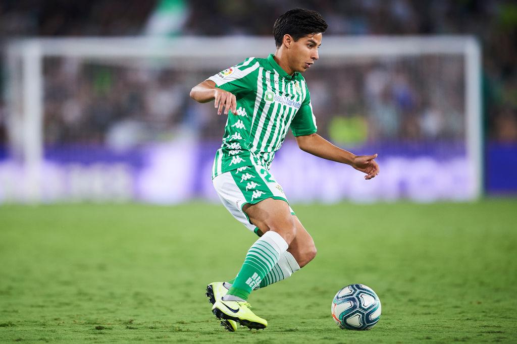 Mal y de malas: Diego Lainez quedó fuera de los finalistas al Golden Boy 2019