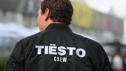 Dj Tiesto reveló a su piloto favorito para ganar el GP de México