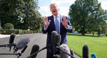 Sí o sí: Cámara de Representantes exige documentos sobre juicio político de Trump