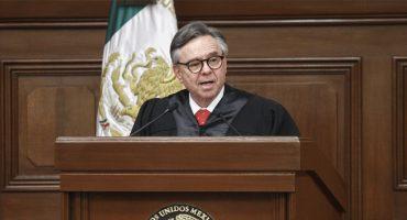 Eduardo Medina Mora presenta su renuncia como ministro de la SCJN