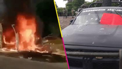 ¿Qué pasó en Aguililla? Sicarios emboscan y asesinan a al menos 13 policías de Michoacán
