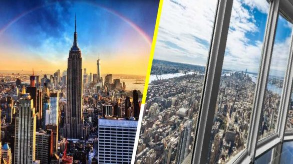 El Empire State estrena mirador a 381 metros de altura