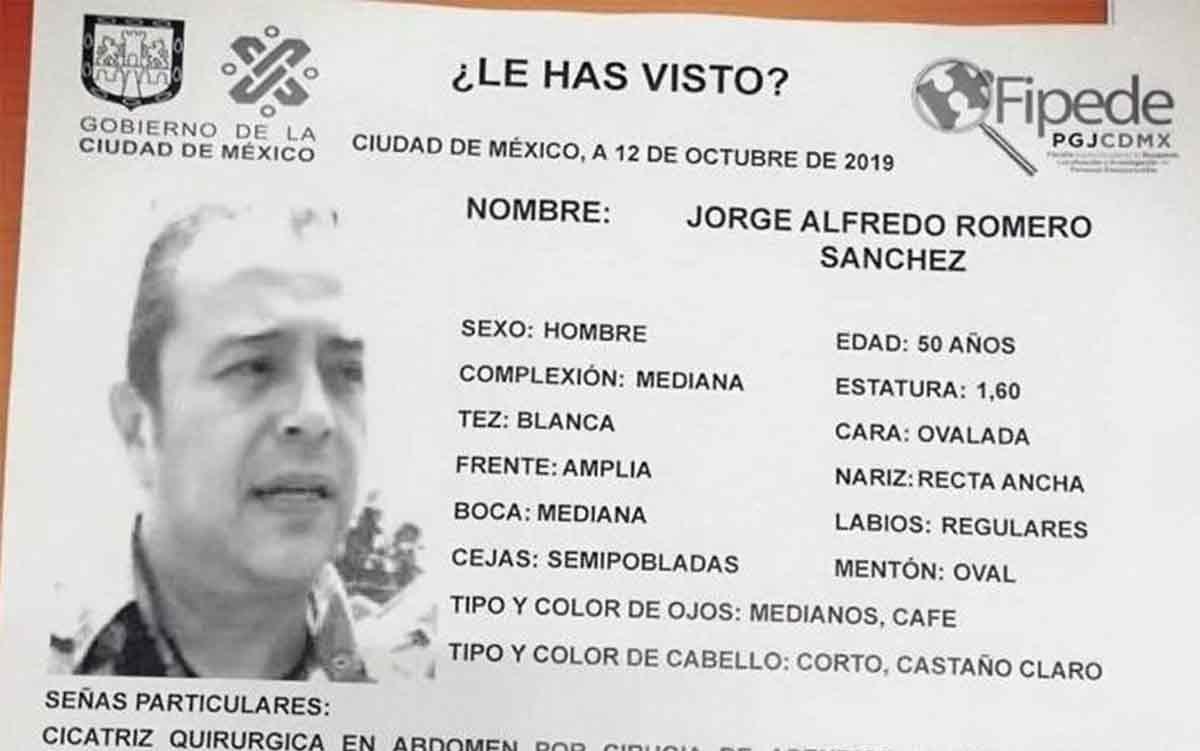 Encuentran sin vida a empleado del Metro que desapareció tras abordar un taxi