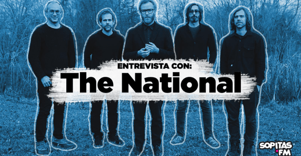 The National nos desmienten algunas curiosidades y hablan de 'I Am Easy To Find'