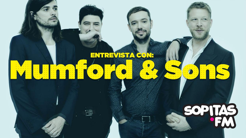 Mumford & Sons nos platican los inicios de la banda y otras curiosidades