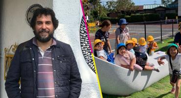 Conoce al artista mexicano que estrenará un espacio escultórico en Japón