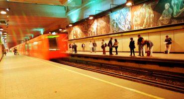 Muere hombre tras arrojarse a las vías el Metro CDMX en estación Copilco