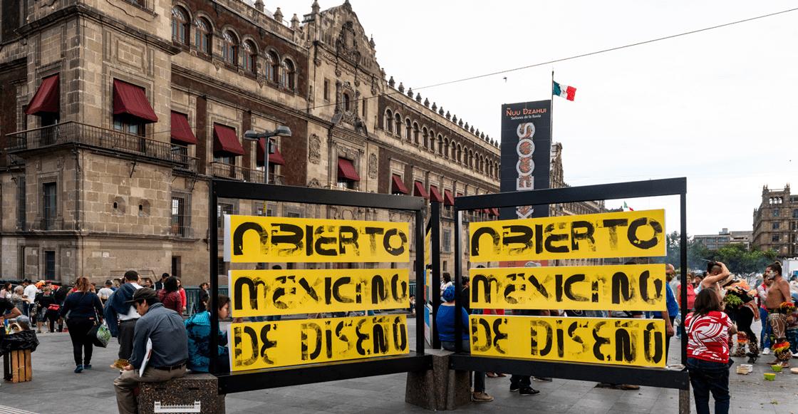 ¡Esto es todo lo que habrá en la edición 2019 del Abierto Mexicano de Diseño!