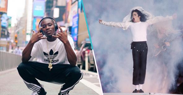 Ezequiel Hargrove: El joven que despegó su carrera imitando a Michael Jackson