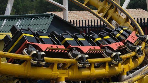5 accidentes en parques de diversiones como el que le costó el permiso a la Feria de Chapultepec