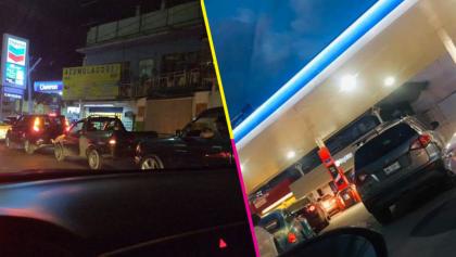 La PROFECO aclara que NO hay desabasto de gasolina tras compras de pánico en León