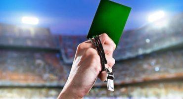 Se aprobó el uso de la tarjeta verde para reconocer el Fair Play y deportivismo