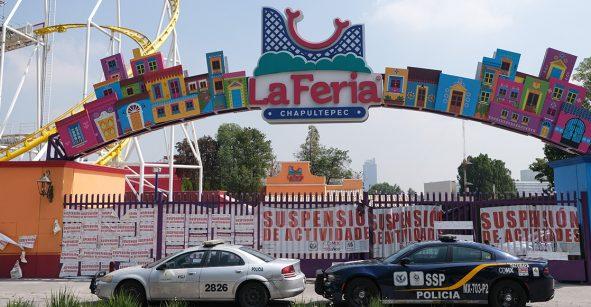 Autoridades buscan exhumar cuerpo de joven extrabajador de la Feria de Chapultepec