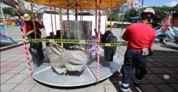 Autoridades clausuran feria de Tacubaya luego de lo ocurrido en Chapultepec