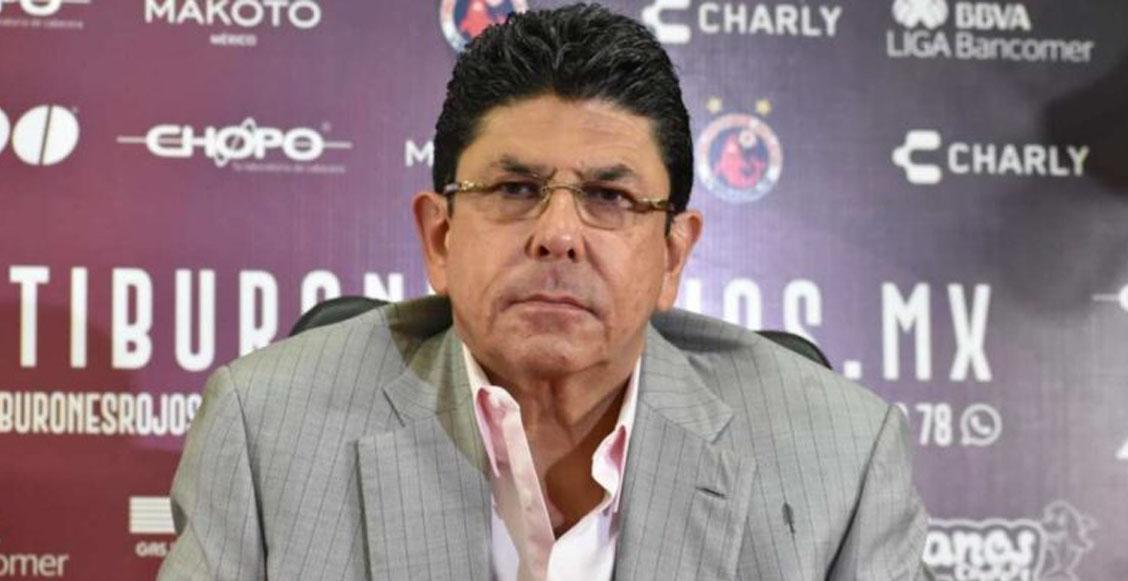 """""""Su carrera terminó"""": Fidel Kuri arremetió contra Salcido tras evidenciar al Veracruz"""