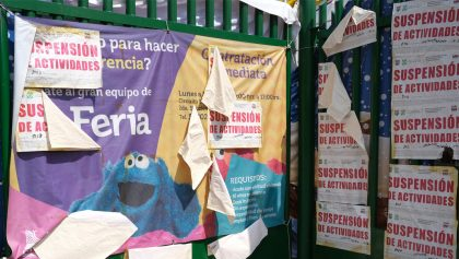 Vinculan a proceso a cuatro trabajadores de la Feria de Chapultepec