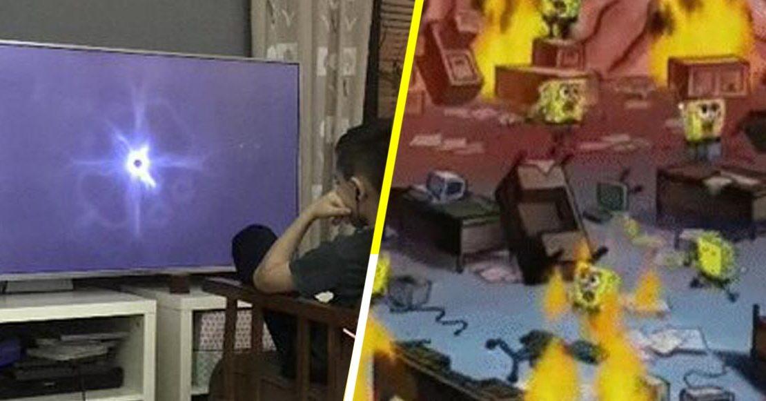 """¿Se acabó Fortnite? Un """"agujero negro"""" se tragó al juego y todos están entrando en pánico"""