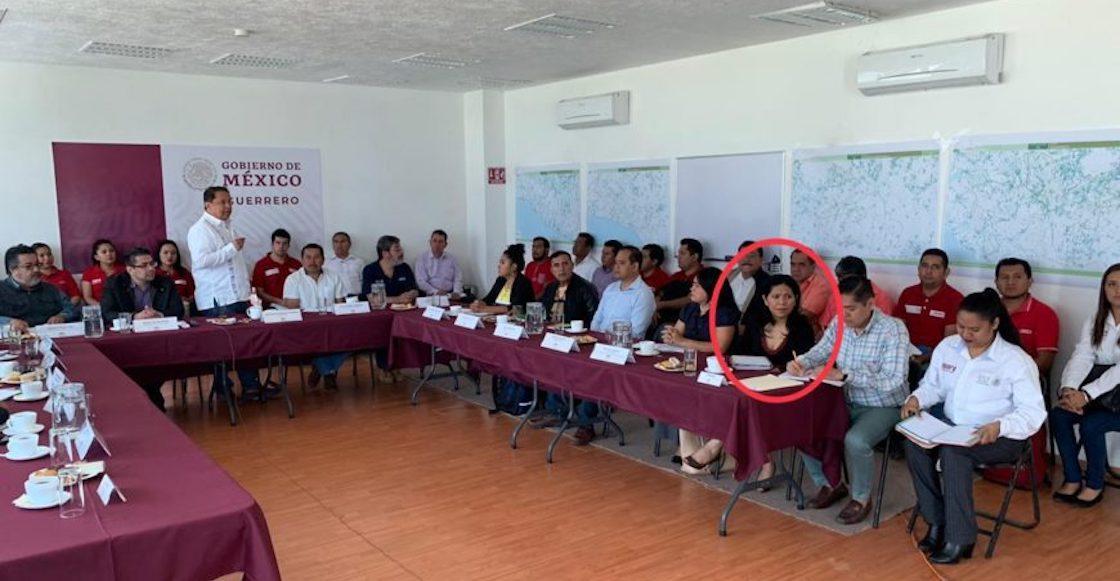 ¡La cacharon! Funcionaria inhabilitada (hasta 2025) maneja finanzas de programas sociales en Guerrero