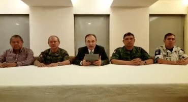 Fue casualidad: El gabinete de seguridad explica lo ocurrido en Culiacán