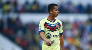 Giovani Dos Santos podría volver a ver acción este sábado contra Santos