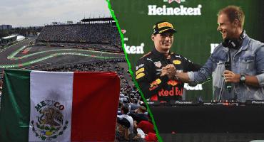 Gran Premio de México, nombrado la mejor experiencia deportiva en vivo