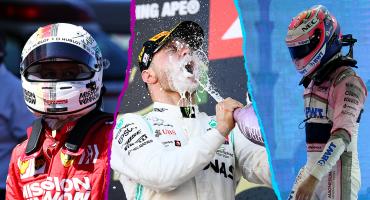 Accidente de Checo en la última vuelta, error de Vettel y el título de Mercedes: Lo que dejó el GP de Japón